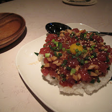 Emeril's Hawaiian Style Poke