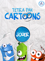 Screenshot of Tetra Pak Cartoons
