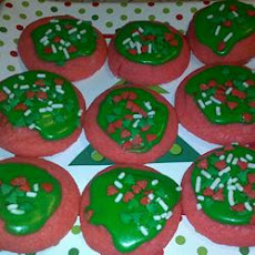 Melt in your Mouth Cookies I