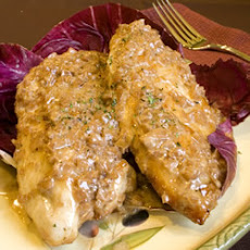 Raspberry Vinegar Chicken Breasts