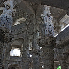 Ranakpur by Navin Kumar - Buildings & Architecture Places of Worship