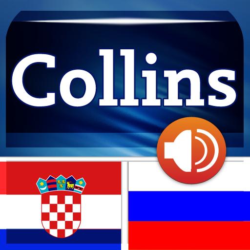 Croatian<>Russian Dictionary LOGO-APP點子