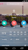 Screenshot of Paris City Guide - Gogobot