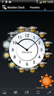 Weather Clock APK for Bluestacks