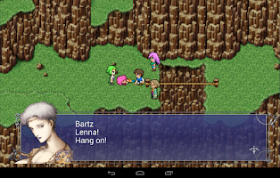 Screenshot of FINAL FANTASY V