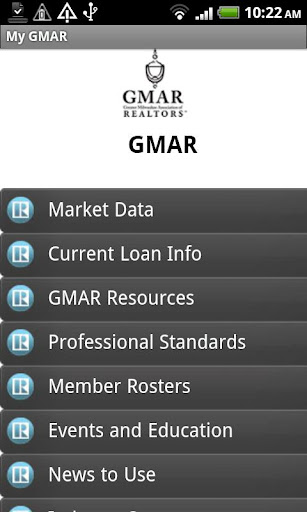 My GMAR for Affiliates
