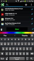 Screenshot of Share App-App Share Bluetooth