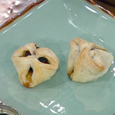 Pigs in a Blanket with Emeril's Chicken and Apple Sausage