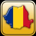 Mappa di Romania