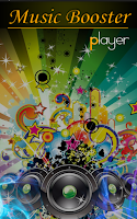 Screenshot of Music Booster