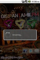 Screenshot of Tamil Radio DJSiran.FM