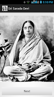 Screenshot of Sri Sarada Devi