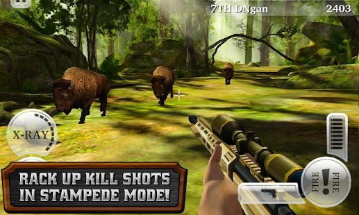 Screenshots  DEER HUNTER RELOADED