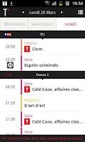 Screenshot of Programme TV par Télérama
