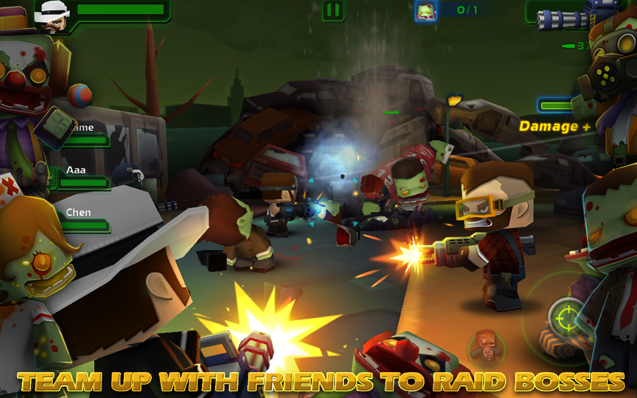 Call of Mini™ Zombies 2 Screenshot 3