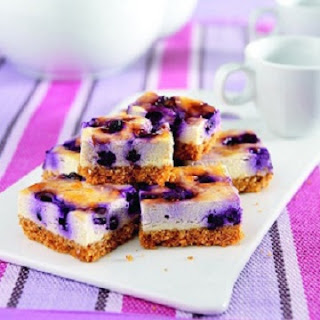 Blueberry-Apricot Bars