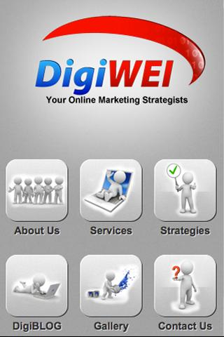 DigiWEI - Online Marketing App