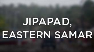 Jipapad, Eastern Samar