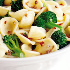 Orecchiette with Pancetta and Broccoli