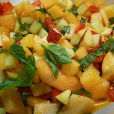 Mixed Fruit & Vegetable Salad