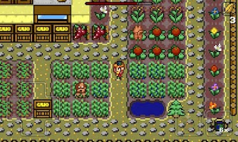 Screenshot of MiniFarm Lite