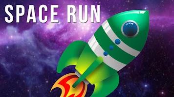 Screenshot of Flappy Space Jump