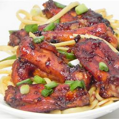 Half Time Hoisin Chicken Wings