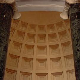 by Claire Underwood - Buildings & Architecture Other Interior ( marble, gallery, column, architecture, museum )