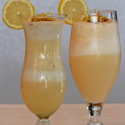 Buttermilk Citrus Shakes