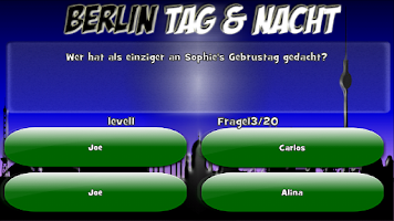 Screenshot of Berlin Tag und Nacht LevelQuiz