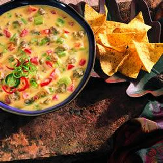 Velveeta Queso Dip With Sausage Recipes