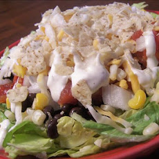 5-Minute Southwest Layered Salad - K