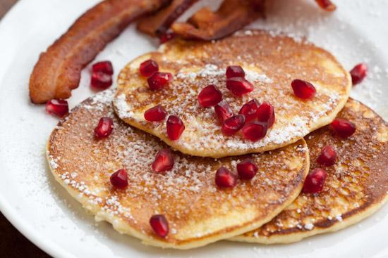Light and Fluffy Lemon Pancakes Recipe | Yummly