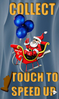 Screenshot of Jumping Jack: Bad Santa