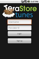 Screenshot of TStunes