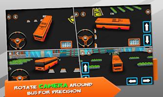 Screenshot of Big Bus Parking