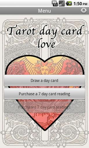 【免費生活App】Tarot Love-APP點子