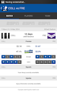 Screenshot of AFL Live Scores - Footy Now