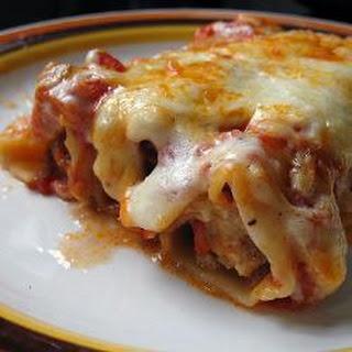 Sausage Cannelloni Recipes