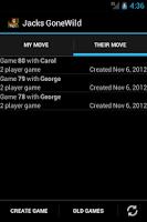 Screenshot of Jacks Gone Wild FREE