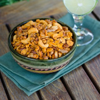 Walnut Snack Mix Recipes