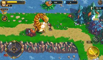 Screenshot of League of Heroes™