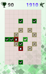Square Logic - Puzzle Strategy - screenshot