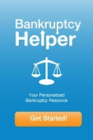Screenshot of Bankruptcy Helper