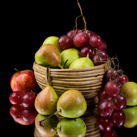 Still Life #7 by Rakesh Syal - Food & Drink Fruits & Vegetables