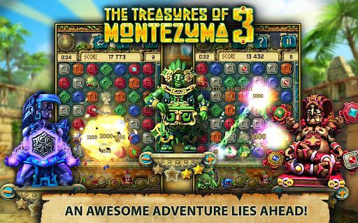 玩解謎App 蒙特祖玛的宝藏 3 ( Montezuma 3)免費 APP試玩