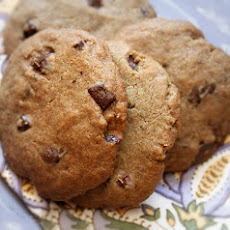 Gluten-Free Dark Chocolate Chunk Cookies