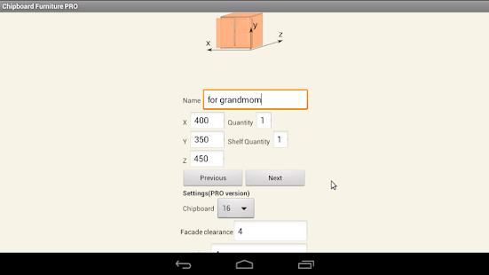 Download Android App Particle Board Furniture Pro For