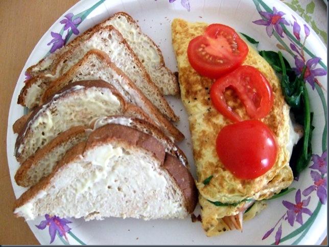 Yummy Breakfast 05-18-08