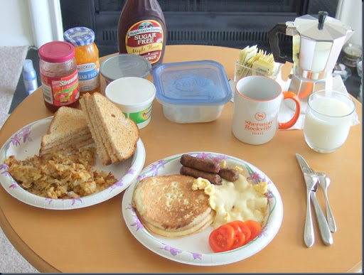 Breakfast Spread 001